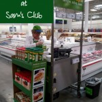 I went into hysterics at Sam's Club