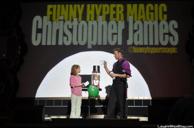 Funny Hyper Magic