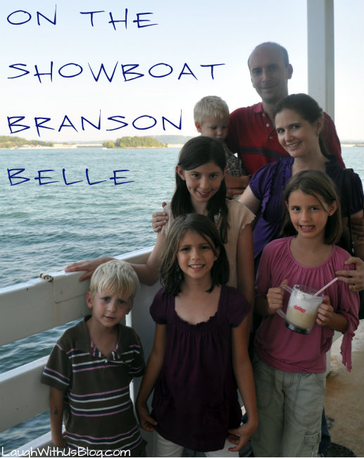 On the Showboat