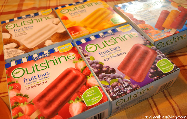 Outshine Fruit Bars variety #shop