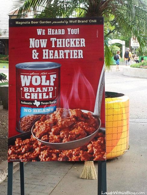 Wolf Brand Chili #1TexasChili #ad