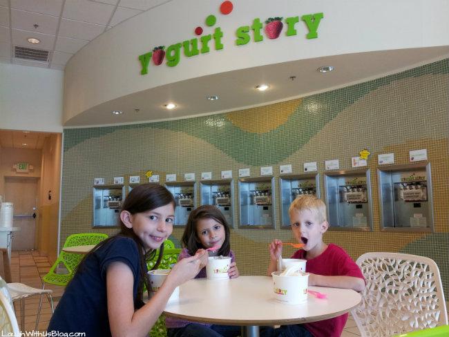 Yogurt Story