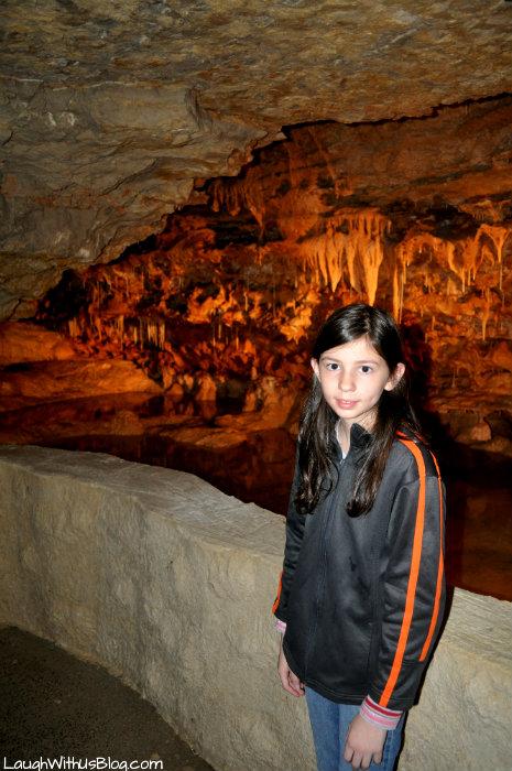 Beautiful Natural Bridge Caverns #ad