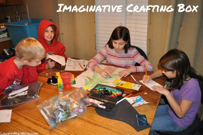 Imaginative Crafting Box
