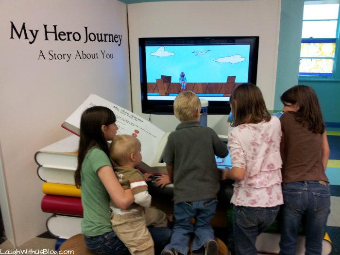 Interactive Story San Antonio Childrens Museum