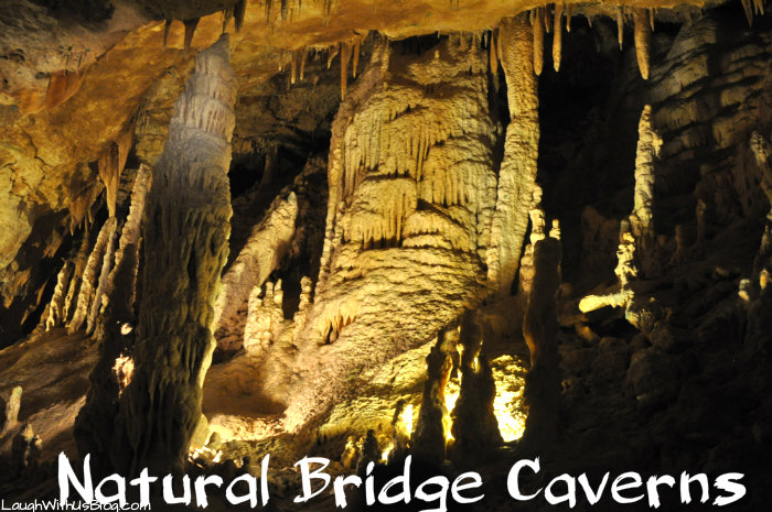 How To Get To Natural Bridge Caverns