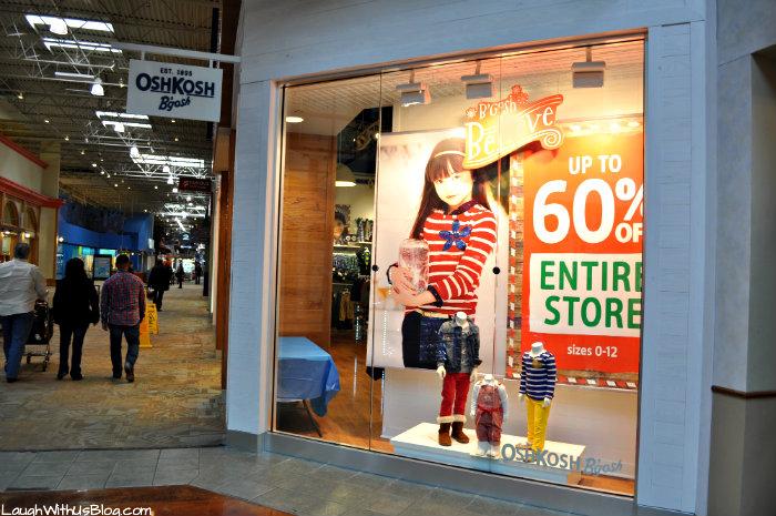 OshKosh B'gosh Store #ad