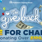 Giving Back with Publishers Clearing House