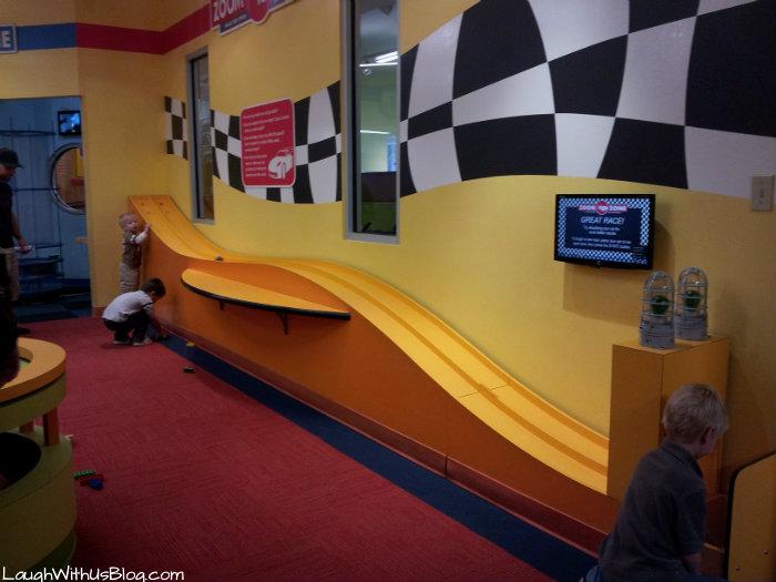 Race cars San Antonio Children's Museum