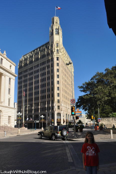 San Antonio Building