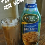 Mom time out with Green Mountain Iced Latte!  #GMIcedLatte