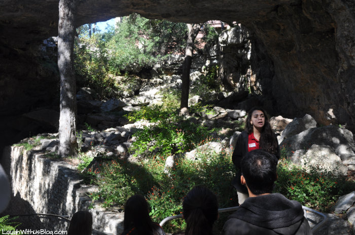 Tour Guide Natural Bridge Caverns #ad