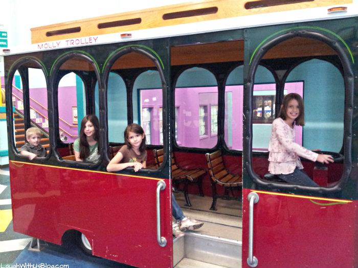 Train San Antonio Children's Museum