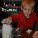 Magic Time Machine Restaurant San Antonio, Texas