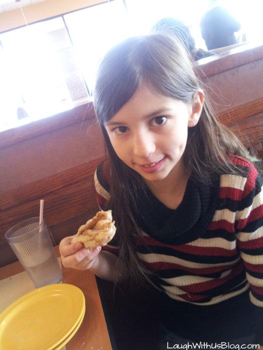 Cici's cinnamon rolls