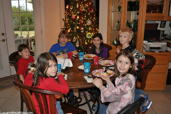 Cousins Christmas