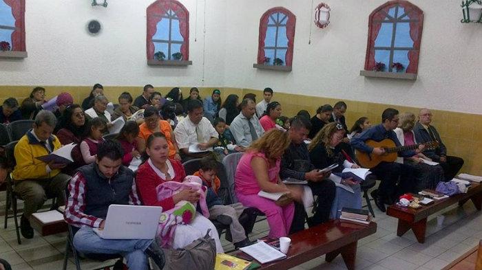 Guadalajara Church 1