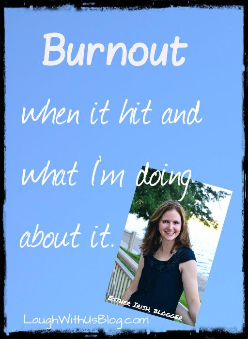 When burnout hit