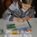 Goal Setting and Getting Back on Track