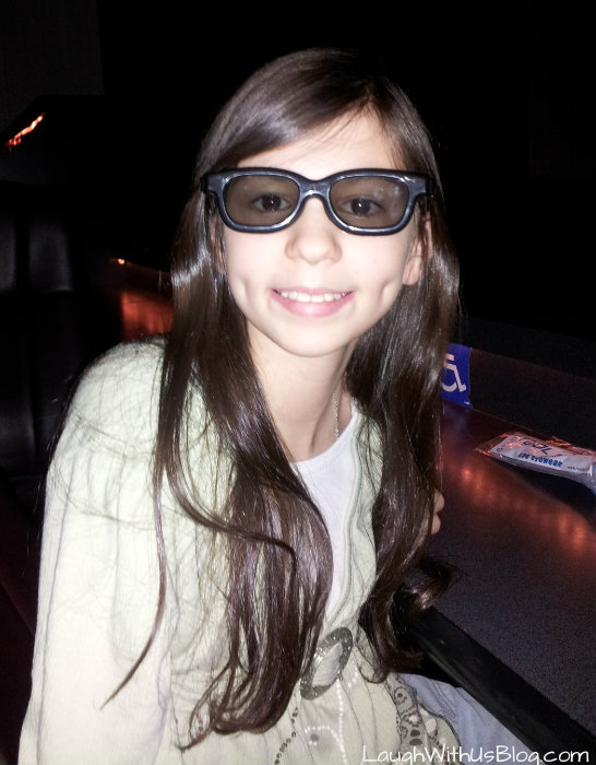 at Lego Movie 3D