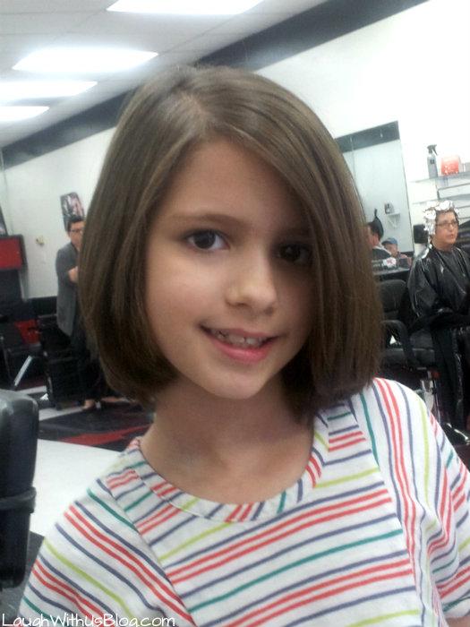 new hair cut kids