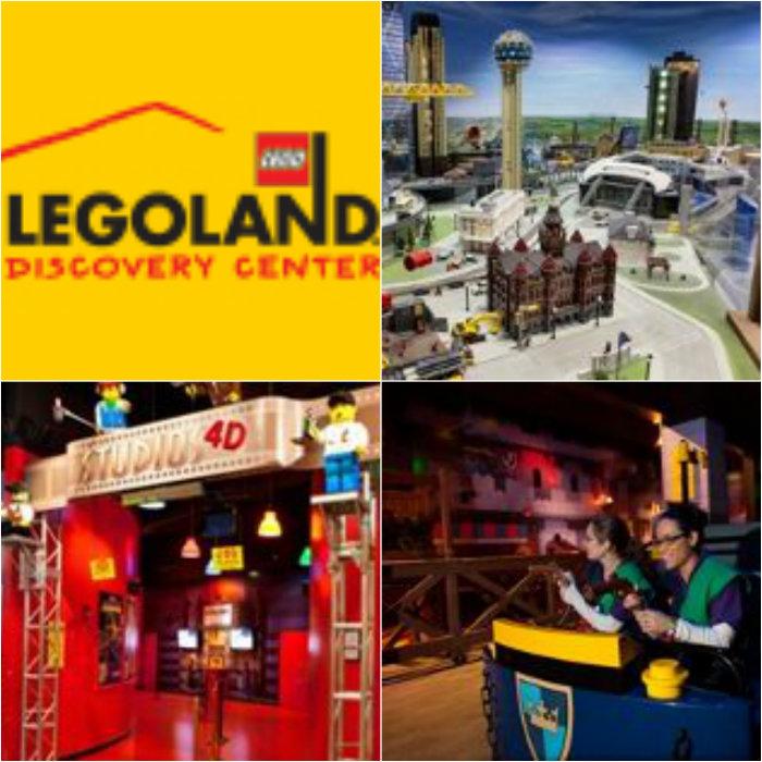 AD Legoland Discovery center