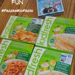 FROZEN tasting party with Kidfresh foods!  #FROZENKidfresh #giveaway