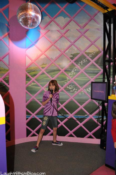 Kareoke at Legoland #ad