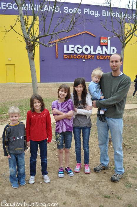 Legoland Discovery Center #ad