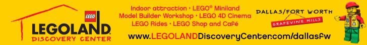 Legoland banner #AD