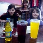 Visiting Tesoro del Inca Peruvian Restaurant