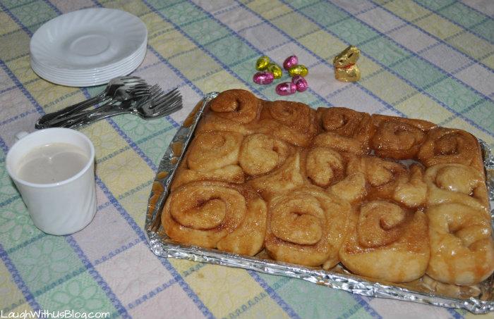 Grace Kitchen Easter Bun Recipe