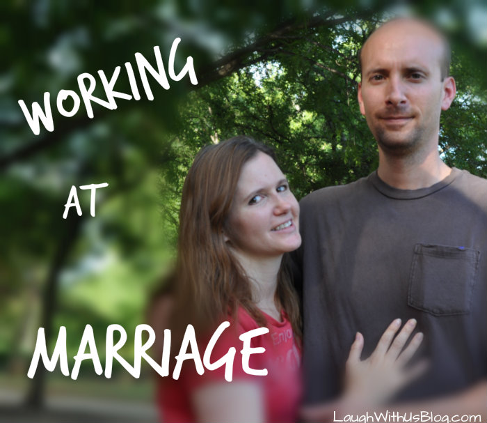 Working at our marriages