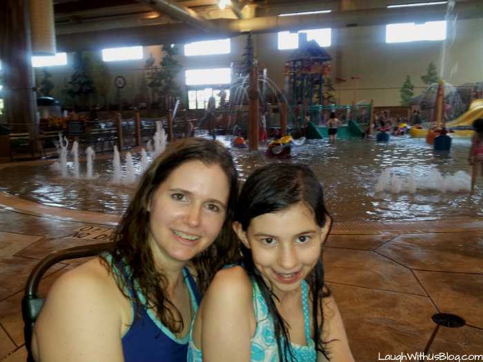 At Great Wolf Lodge LaughWithUsBlog