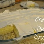 Cream Puff Dessert Recipe
