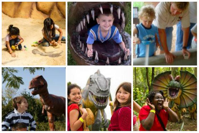Dinosaur World #ad