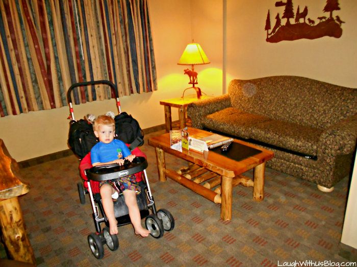 Great Wolf Lodge Family Suite Grapevine