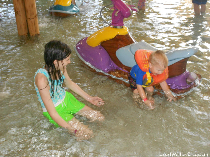 Great Wolf Lodge Kid water park