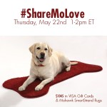 Join me and RSVP for the #ShareMoLove Twitter Party #shop #cbias