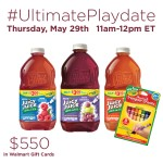 Join #UltimatePlaydate Twitter Party 5/29 11am ET #shop