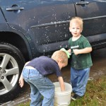 Getting Kids Outside