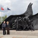 Eagle Veteran Memorial Virginia Minnesota