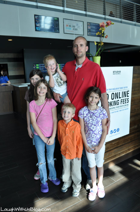 Happy Fathers Day at Studio Movie Grill Colleyville