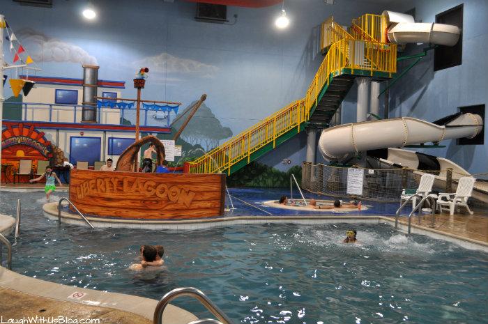 Hotel Water Park Liberty Mo