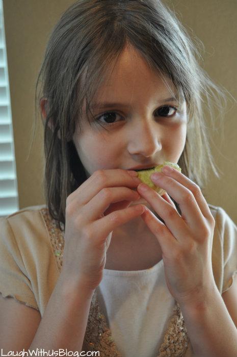 Kids love Brazi Bites #ad