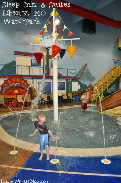 Sleep Inn & Suites waterpark