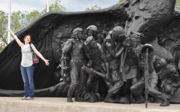 Veteran Memorial Virginia MN