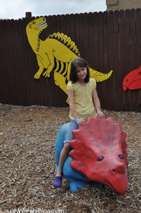 #ad Dinosaur World play ground