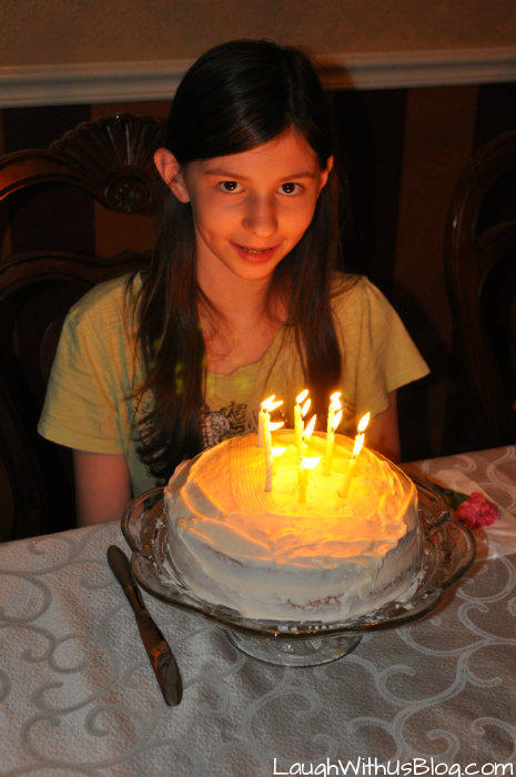 Happy 13 Birthday cake Faith