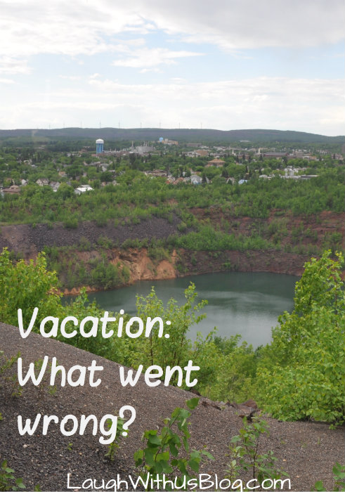 Vacation what went wrong